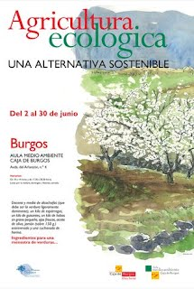Cartel Agricultura Ecologica-Una Alternativa Sostenible